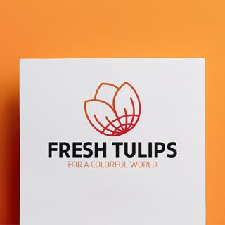 Schouten_tulips_fresh_logo